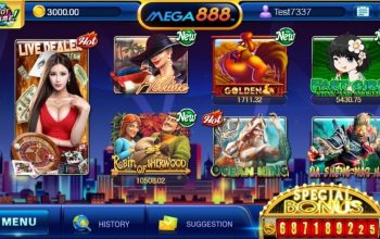 5 AWESOME BENEFITS OF PLAYING MEGA888 ONLINE SLOTS